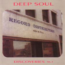 V.A. - DEEP SOUL DISCOVERIES Volume 3 - Best Soul CD