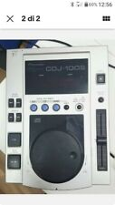 3 Pioneer Cdj100 coppia usati dj cdj 100 1000 technics 1200