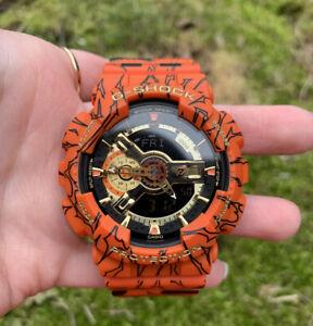 Casio G-Shock x Dragonball Z Watch