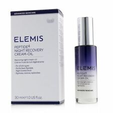 Elemis Peptide4 Night Recovery Cream-Oil 30 ml New Brand