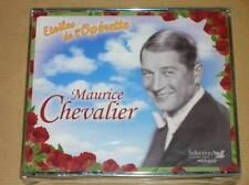 RARE COFFRET 3 CD /MAURICE CHEVALIER / READER'S DIGEST / NEUF SOUS CELLO