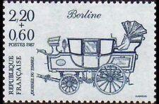 """FRANCE N°2469 """"JOURNEE DU T, BERLINE, CARNET""""NEUFxxTTB"""