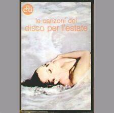 LE CANZONI DEL DISCO PER L'ESTATE 1969  MUSICASSETTA  NUOVA DI NEGOZIO  K7 RARA