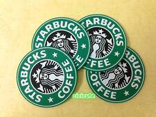 Starbucks Coffee Coaster Logo Mug Cup mat, Best Gift Present, 4pcs/set NEW!!!