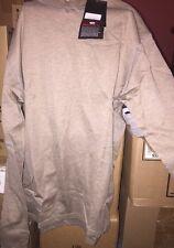 Massif Tan Fire Resistant Combat Shirt Medium Hotjohns Long Sleeve