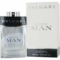 BVLGARI MAN Bulgari 3.4 oz EDT eau de toilette Men Spray Cologne NEW 100 ml NIB