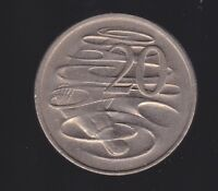 1974 Australia 20 Cent Coin  I-364
