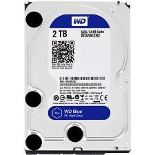 Western Digital HDD WD20EZRZ 2TB 3.5inch Blue SATA 64MB Cache