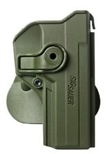 Z1060 IMI Defense Green RH Roto Holster for Sig Sauer P250 Full size 9mm,.40,357