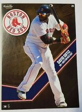 "David Ortiz Fathead Tradeables 5"" x 7"" Boston Red Sox 2015 - New #24"