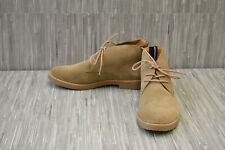 Tommy Hilfiger Zakry Suede Chukka Boots, Women's Size 6M, Taupe NEW