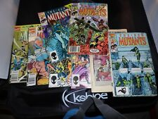New Mutant Lot Special Edition #1, #36 #38 #46 #47 #97 and Annual #7