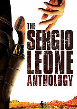 The Sergio Leone Anthology (DVD, 2009, 8-Disc Set, Special Edition) New