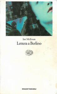 Ian McEwan - Lettera a Berlino