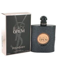 BLACK OPIUM  YVES SAINT LAURENT 3.0oz EAU DE PARFUM SPRAY NEW