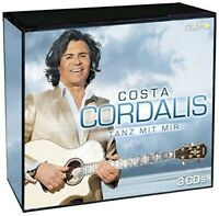 COSTA CORDALIS - TANZ MIT MIR 3 CD NEU