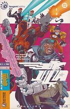 Tangent Comics JLA n. 3  Doom Patrol ed.Play Press