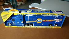 Napa Michael Waltrip Race Hauler Tractor Trailer Limited Edition 2003 Exclusive