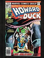 Howard the Duck #11 ~ Bus to Oblivion! 1976 (8.0) WH