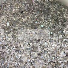 Wholesale Bulk Tumbled LABRADORITE,1/2 lb 2-5mm Spectrolite,xmini stones crystal