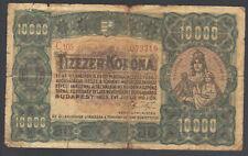 Ungarn 10.000 Korona 1923