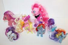 My Little Pony Bulk Of Figures 10 In Total Hasbro