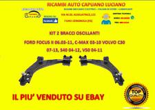 BRACCI OSCILLANTI FORD FOCUS II 06.03-11, C-MAX 03-10 VOLVO C30 07-13, S40-V50