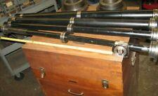 J F Berns Cnc Lathe Spindle Liners Doosan Mori Seiki 39 12oal 27mm 60mm