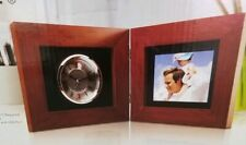 COBY Digital Wood Photo Frame New  5.6