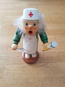 Räuchermännchen Krankenschwester