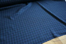 ZEGNA FOR AGNONA 52%SILK/48% COTTON HOPSACK FABRIC BY THE YARD.