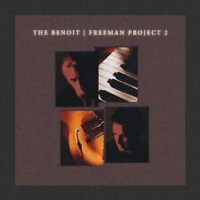 David Benoit - Benoit Freeman Project II [New CD]