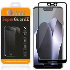 Google Pixel 3 XL SuperGuardZ FULL COVER Tempered Glass Screen  Protector Guard