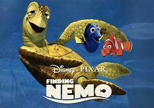 Disney Pixar Finding Nemo Commemorative Lithograph Prints