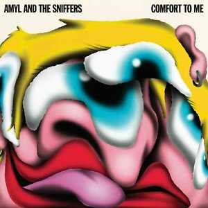 Amyl and The Sniffers - Comfort To Me (NEW RED VINYL LP)