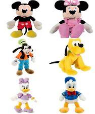 Disney Plüsch Figur Kuscheltier 20 cm - Mickey Mouse Plüschtier Plush