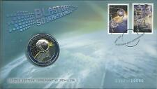 PNC 2007 Blast Off 50 Years in Space Cost $19.95 Ex PO 03520/10,000 As Issued