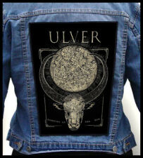ULVER - Shadows of the Sun --- Huge Jacket Back Patch Backpatch