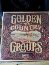 Golden Country groups Country Record vintage LP Readers Digest