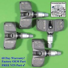 Set of 4 Hyundai Kia TIRE PRESSURE SENSOR TPMS OEM 52933-4D200 315 MHz SET-TS20