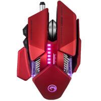 Marvo G980RD programmierbare 6-Tasten Gaming Maus mouse verstellbare DPI USB