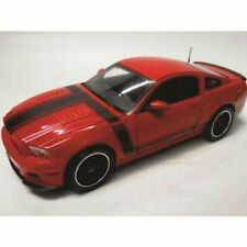 2013 FORD MUSTANG BOSS 302 - 1:18 Scale Shelby Collectibles