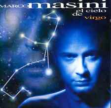 Marco Masini - El Cielo de Virgo (Spanish Version) NEW CD * 1995 Album RCA