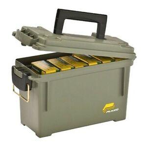 Plano 1312-00 OD Green Tactical Field Gun Ammo Storage Box