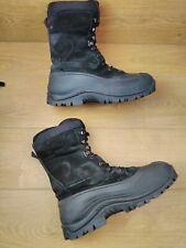 Kamik Griffon Messieurs Hiver Bottes Boots Neige Bottes cognac wk0598-cgn Chaussures