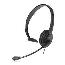 Panasonic KX-TCA400 Over the Head Headset with Noise-Canceling Microphone