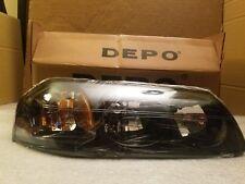 GM2503201 Fits 2000-2004 Chevrolet Impala Passenger Side Headlight CAPA