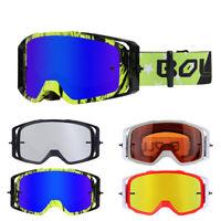 Winter Snow Sports Goggles Ski Snowmobile Snowboard Skate UV 400 Glasses Eyewear