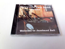 "STORYVILLE JAZZ BAND PRAHA ""WELCOME TO JAZZBAND BALL"" CD COMO NUEVO"