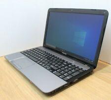 Toshiba Satellite L850 Windows 10 Laptop Intel Core i5 3rd Gen 2.6GHz 4GB 320GB